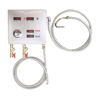 Водяной дозатор-смеситель Aqualine модель MEDIUM Plus