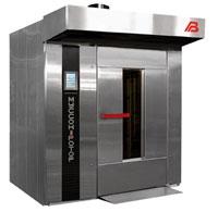 Ротационная  хлебопекарная печь Муссон-Ротор 99МР (разборная, собранная) (газ., электро.)